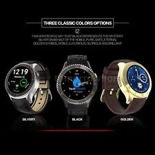 I2 Smart Watch Phone 3G Android 5.1 Quad Core 4GB ROM Bluetooth Wifi/ GPS V6Z6