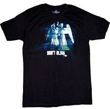 NEW Dr Doctor Who - Weeping Angel Don't Blink Black Tee T-Shirt - Sizes