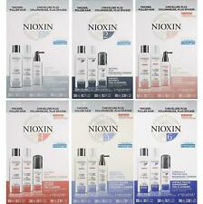 """NIOXIN System 1, 2, 3, 4, 5, or 6 Starter Kit, Select """"Free shipping"""""""