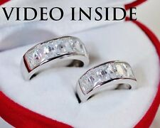 His&Hers 2Wedding Bands Engagement & Wedding Engagement/Wedding Ring Sets LUXE1Q