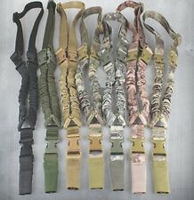 One Single Point Rifle Sling Bungee Tactical Airsoft Paintball Strap Adjustable