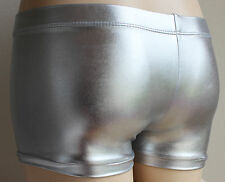 SHORTS FOR ROLLER DERBY,POLE DANCING,YOGA,RUNNING,GYM,DANCE,ZUMBA - 5 COLOURS