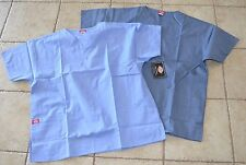 New No Tags Dickies Brand Scrub Top Size Large