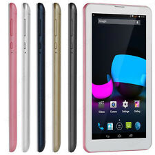"M706 7"" 3G Dual SIM Smartphone Dual Core Camera 4GB Android 4.4 Tablet PC WIFI"