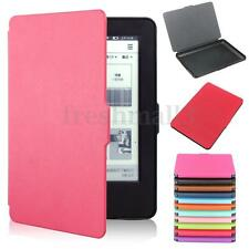 Slim Leather Smart Case Cover Shell For NEW Amazon KINDLE (7th Generation 2014)