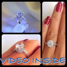 Solid16*4.+CT Royal Crown Diamond Ring  Fine Jewelry Other Fine Jewelry Silver