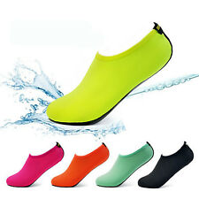 Womens Aqua Shoes Skin Multi Water Beach Socks Sports Yoga Fitness Gym Running