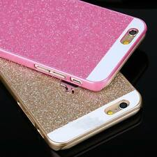 Shining Fashion Luxury Bling Glitter Hard Back Case Cover For iPhone 5S 6S Plus