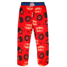 The Beano Dennis The Menace Gnasher Gift Mens Lounge Pants Pajama Bottoms