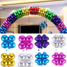 45cm Love Heart/Round Foil Balloons Birthday Wedding Party Xmas Decoration SE