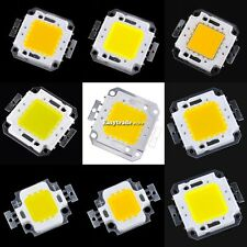 High Power 1/5/10 Pcs 10W 30W 50W 100W LED Chip Lamp Bulb Light 900-9000 LM ER99