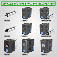VFD DRIVE WATER COOLED SPINDLE DRIVE VARIABLE ENGRAVING OUTSTANDING FEATURES