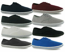 SALE Slazenger Mens Canvas Shoes pumps UK 7-12 Plimsolls casual trainers daps