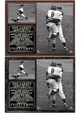 Don Larsen Perfect Game 1956 World Series New York Yankees Photo Plaque