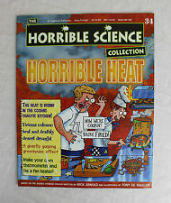 The Horrible Science Collection Magazine - Horrible Heat # 34
