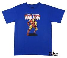 Iron Man Invincible Marvel Comics Officially Licensed Adult T Shirt