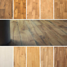 2M WIDE Rhino Flooring High Quality Vinyl Flooring, Modern Lino Wood Designs R10