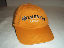 Momentus Golf Logo Golf Hat Cap Hat One Size Fits All
