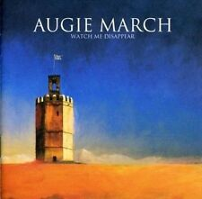 Watch Me Disappear - Augie March New & Sealed CD-JEWEL CASE Free Shipping