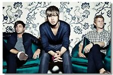 Poster Silk Foster The People Band Group Room Club Art Wall Cloth Print 201