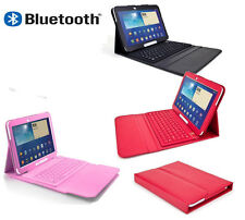 """Bluetooth Keyboard Leather Case for Samsung Galaxy Tab2 10.1"""" P5100 P5110 P5113"""