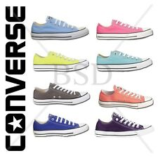 All Star Chuck Taylor Canvas Shoes Low and High Top All Size