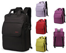 17inch Unisex Business Laptop Backpack with Handle Shoulder Strap Anti-theft Bag