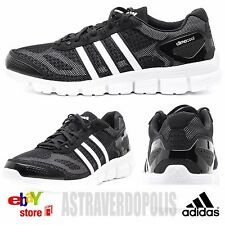 Adidas Running Climacool Fresh Men's Core Black Shoes Springblade Size US 9,5 10