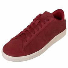 Nike Tennis Classic CS Suede Men's Shoes Red White 829351 600 Size 9 - 12