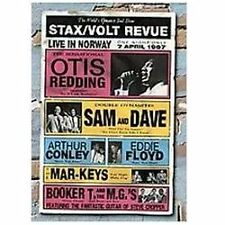 Stax/Volt Revue - Live in Norway 1967 (DVD, 2007)