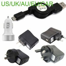 Retractable micro usb charger for Htc S710D Incredible S A510E G13 Wildfire car