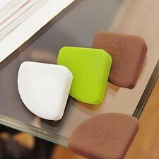 4x Soft Baby Safety Glass Table Desk Edge Corner Cushion Guard Plain Protector