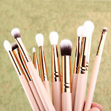 12pcs Makeup Cosmetic Brushes Set Powder Foundation Eyeshadow Lip Brush Tool Kit