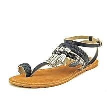 Coconuts By Matisse Chico   Open-Toe Leather  Slingback Sandal