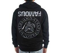FAMOUS Stars and Straps Full Zip Up MISFITS  Hoodie  Exclusive Famous New!!