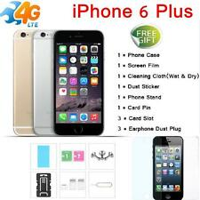 """16GB/64GB Apple iPhone 6 Plus 4G 5.5"""" Smartphone Touch ID Factory Unlocked H7D2"""