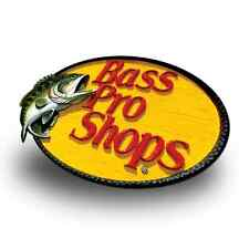 Bass Pro Shop - Boat & Truck Vinyl Decal - Multiple Sizes - Decal Logo