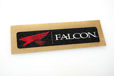 Falcon Rods - Bass Boat Carpet Graphic - Multiple Sizes - Decal Logo
