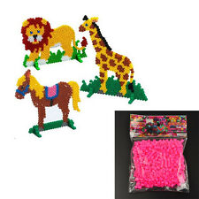 5mm EVA Hama/Perler Beads Toy for Kid Fun Multicolor Creative Educational Toy ca