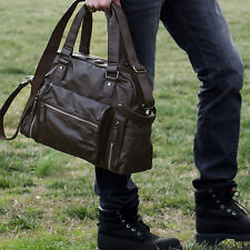 New Men Handbag Shoulder Bag Fashion Travel Leisure Messenger Satchel Schoolbag