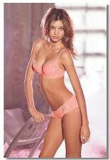 Poster Silk Miranda Kerr Sex Girl Super Model Room Art Wall Cloth Print 225