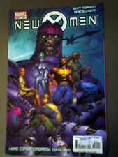 New X-MEN 154 Marvel comic May 2004 FVF FINAL MORRISON ISSUE modern age SEE MORE