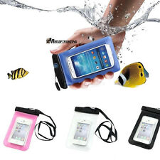Waterproof Underwater Pouch Bag Dry Case Cover For Cell Phone Camera Touchscreen