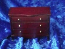 1-12th scale dolls house chest of drawers