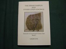 16th &17th Century Bobbin Lace by Gilian Dye, Early Lace book suitable for wire