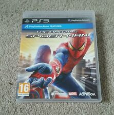 PlayStation 3 The Amazing Spider-Man (PS3) VideoGames