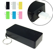 5000mAh External Portable USB Power Bank Backup Battery Charger For Mobile Phone