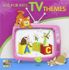Abc for Kids Tv Themes - V/A New & Sealed CD-JEWEL CASE Free Shipping