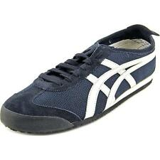 Onitsuka Tiger by Asics Mexico 66   Round Toe Canvas  Sneakers