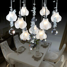 Romantic Flower Crystal Light Living Room/Restaurant Chandelier/Hanging lamp